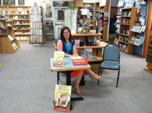columbia book signing